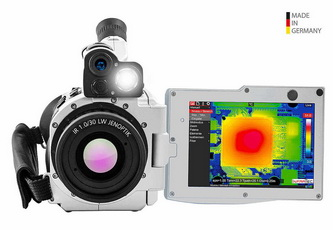 Infrared camera series VarioCAM® HD research 900