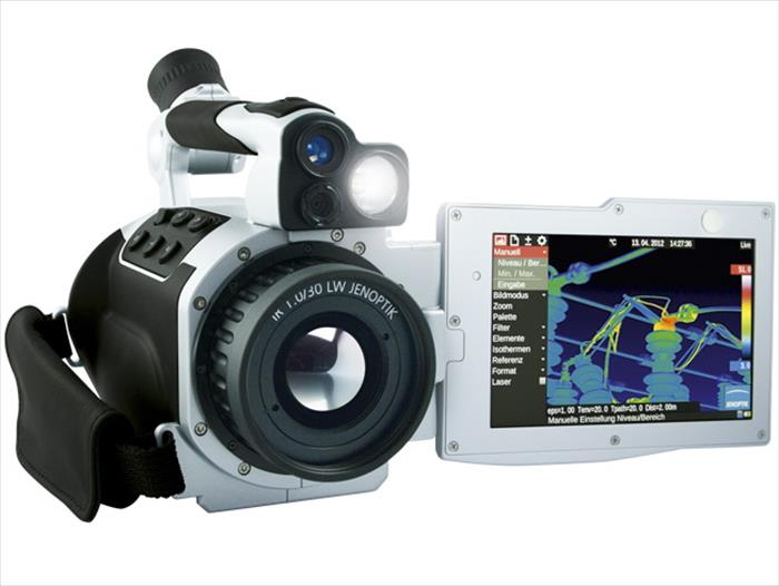 Infrared camera series VarioCAM® HD research 700