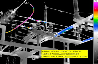 Thermographic Inspection, Thermography of Electrical Installations, Infrared and Ultrasonic Survey