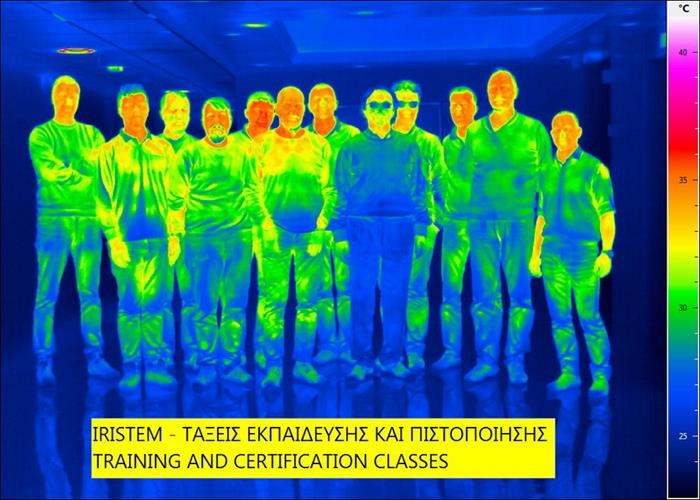 Certified Infrared Thermographer® L1