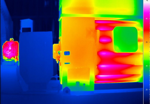 Thermographic Inspection of Mechanical Installations, Iristem EXPERT Professional MechD