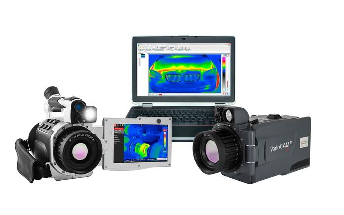 Thermocameras VarioCAM High Definition